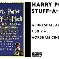 SAB Presents: Harry Potter Stuff-A-Plush