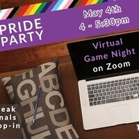 Pride Party - Virtual Game Night