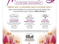 Mother's Day Cupcake Giveaway