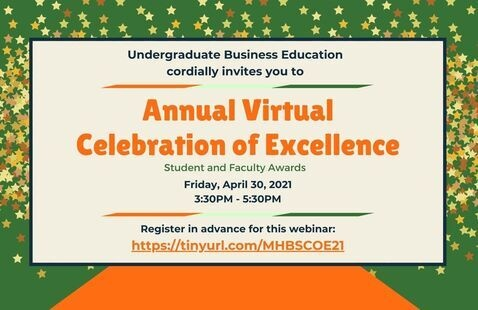 Annual Celebration of Excellence