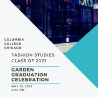 Fashion Studies Garden Graduation Celebration