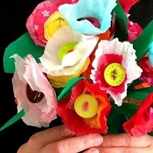 Creation Station: Fabulous Flower Creations