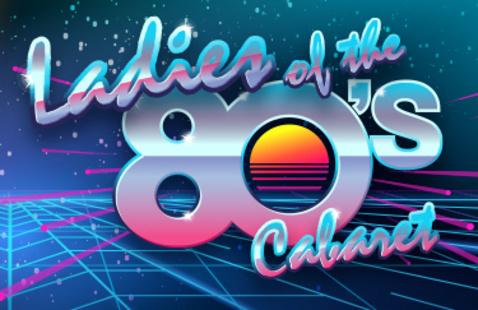 Ladies of the 80s flyer