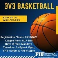 3v3 Basketball