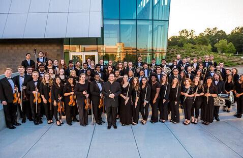 Symphony Orchestra Strings