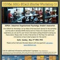 IOPSA LA | SOAR Stories Workshop 1