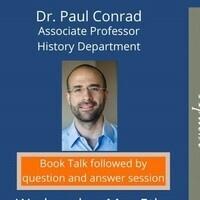 Book Talk by Paul Conrad: 'The Apache Diaspora'