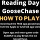 Reading Day GooseChase