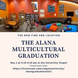 The ALANA Multicultural Graduation