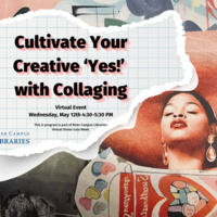 Cultivate your Creative 'Yes' with Collaging