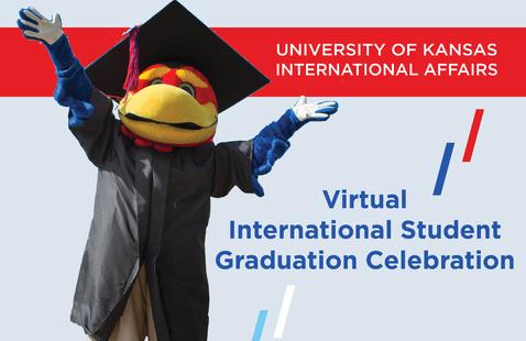 Virtual International Student Graduation Celebration