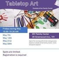 Tabletop Art