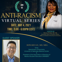 Anti-Racism Virtual Series: Inclusion or Illusion? Supporting the Asian American and Pacific Islander Communities in Academic Health Centers