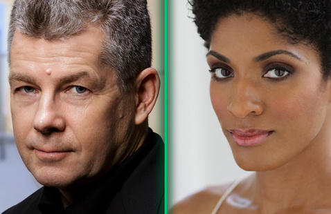 Frost Sessions: Breaking Musical Barriers with Alan Johnson and Alicia Hall Moran