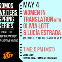 Women in Translation with Olivia Lott & Lucía Estrada