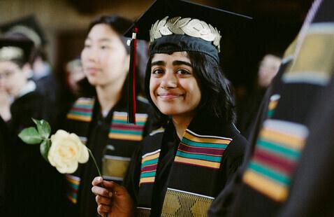 Multicultural Graduation Celebration