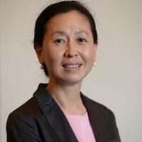 Helen Lu of Columbia University