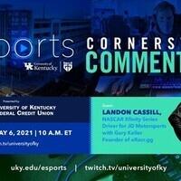 Landon Cassill - Esports Cornerstone Commentary