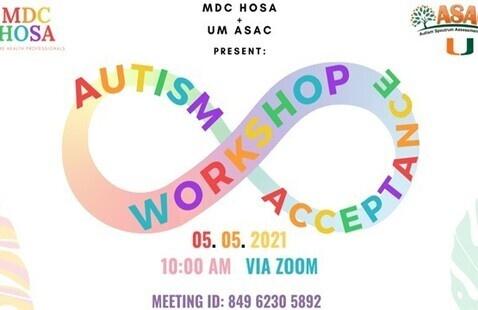 HOSA Future Health Professionals Autism Acceptance Workshop
