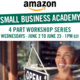 Amazon Small Business Academy