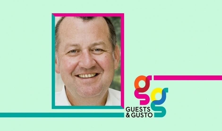 Build sustainably with architect Stefan Behnisch on 'Guests and Gusto'