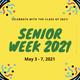 Senior Week - Cap Decorating Party