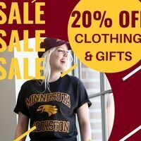 UMC Bookstore 20% Off Sale