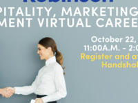 Robinson College of Business Hospitality Marketing & Management Fair