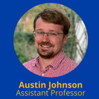 GSOE Faculty Chat with Dr. Austin Johnson
