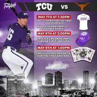 Baseball vs Texas