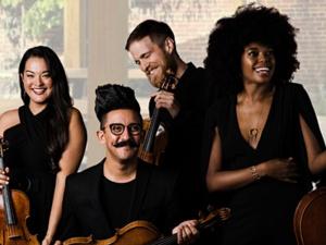 Thalea String Quartet at Fadensonnen