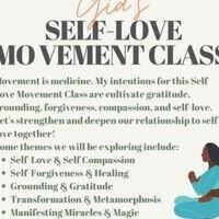 Gia's Self-Love Movement Class