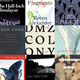 Covers of Books by Nine Asian American Poets
