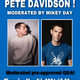 Pete Davidson and Mikey Day Fredonia show