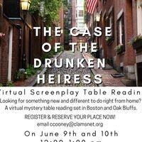 Virtual Screenplay Table Reading