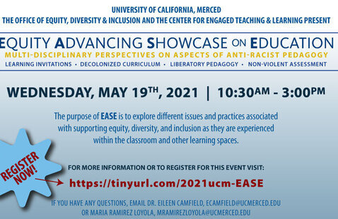 Equity Advancing Showcase on Education (EASE) 2021
