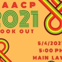 NAACP 2021 Cook Out