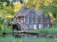 Stony Brook Grist Mill Tours