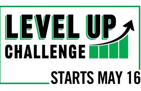 Level Up Challenge Logo