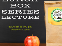 """AMGA Lunch Box Series Lecture: """"Benefits of a Rain Garden"""""""