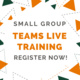 Teams Live Event Training | August 12th