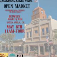 Downtown Santa Paula Open Market