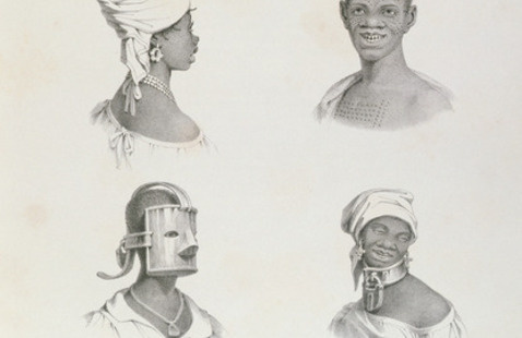 Medical Reparations Campus Forum: Slavery and the Medical Invention of Race