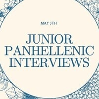 Junior Panhellenic Interviews