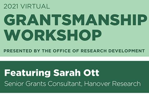 Grantsmanship Workshop