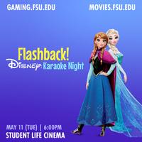 Flashback!: Disney Karaoke Night