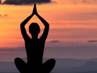 Senior Week: Yoga on Wilson Quad