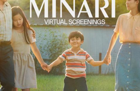 """Minari"" Virtual Film Screening & Discussion - AAPI Heritage Month Celebration"