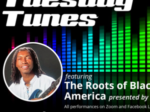 Tuesday Tunes: The Roots of Black Music in America presented by Karlus Trapp