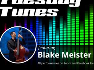 Tuesday Tunes: Blake Meister
